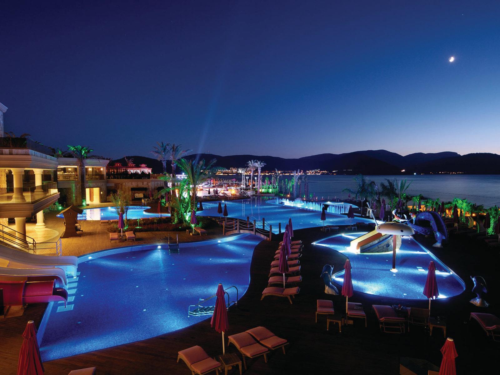 Main Pools