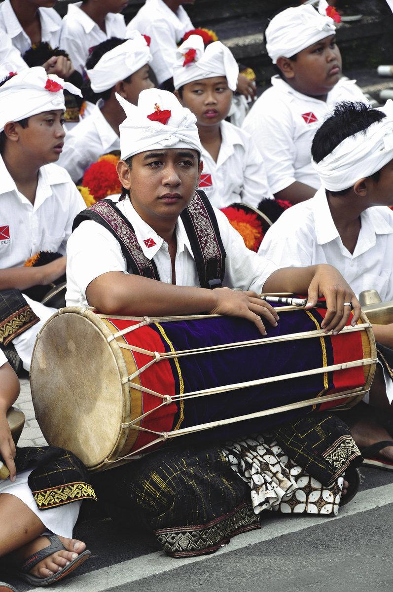 Balinesische Jungen ©Visit Indonesia Tourism Office
