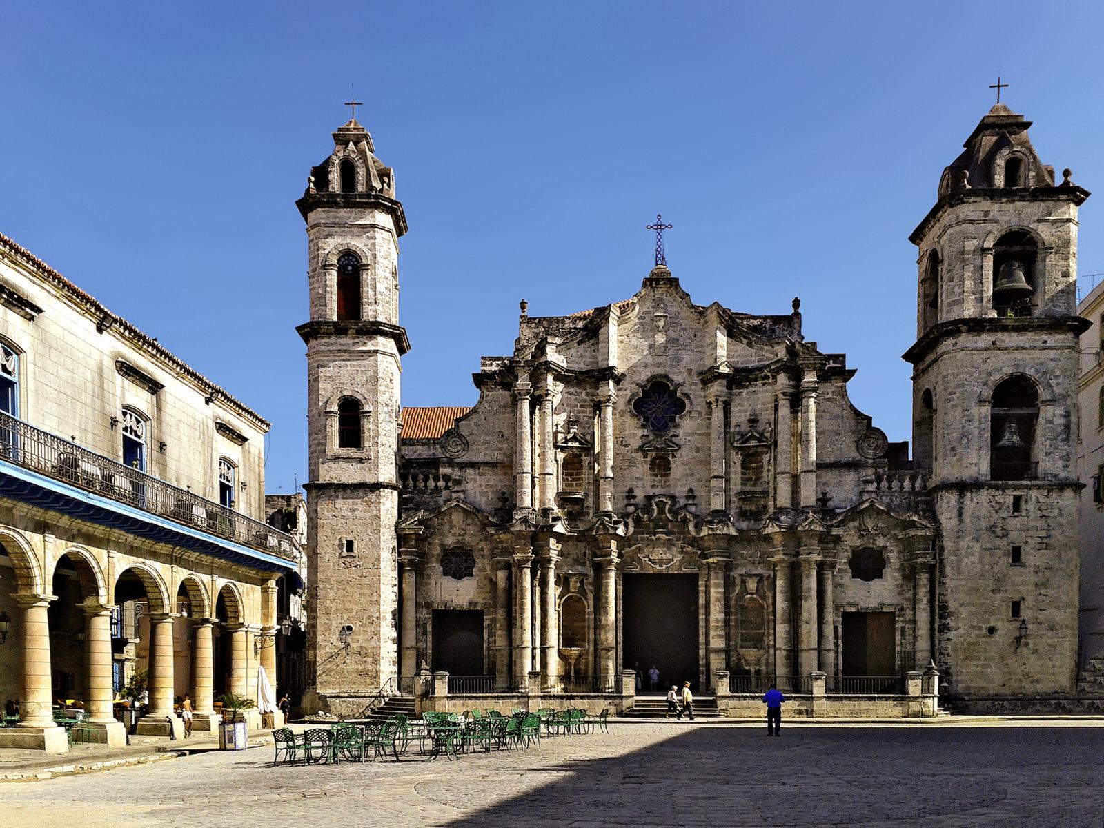 Kathedrale, Havanna