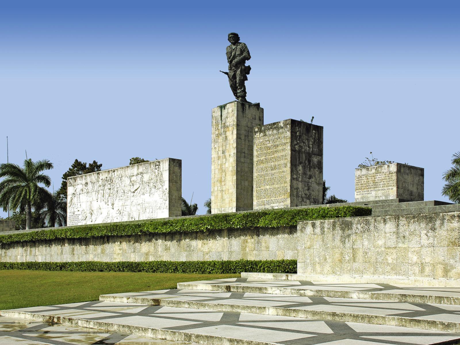 Che Guevara Denkmal, Santa Clara @ nexus tours