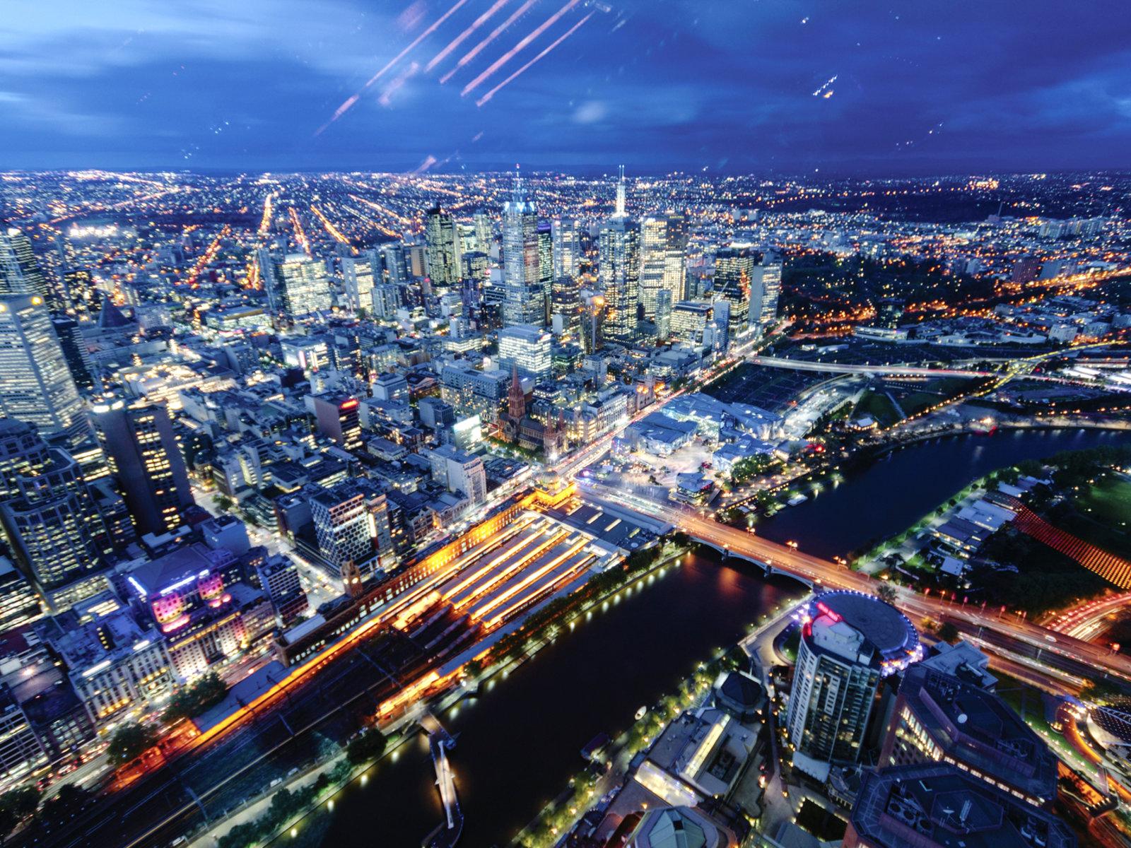 Melbourne © Tourism Australia, Roberto Seba
