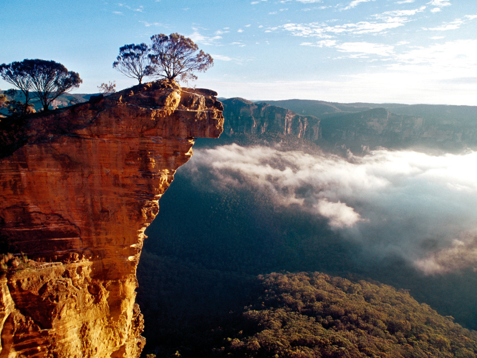 Blue Mountains © Tourism Australia