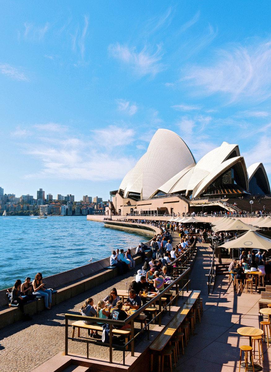 Sydney, Opera Bar, Opernhaus © Tourism Australia