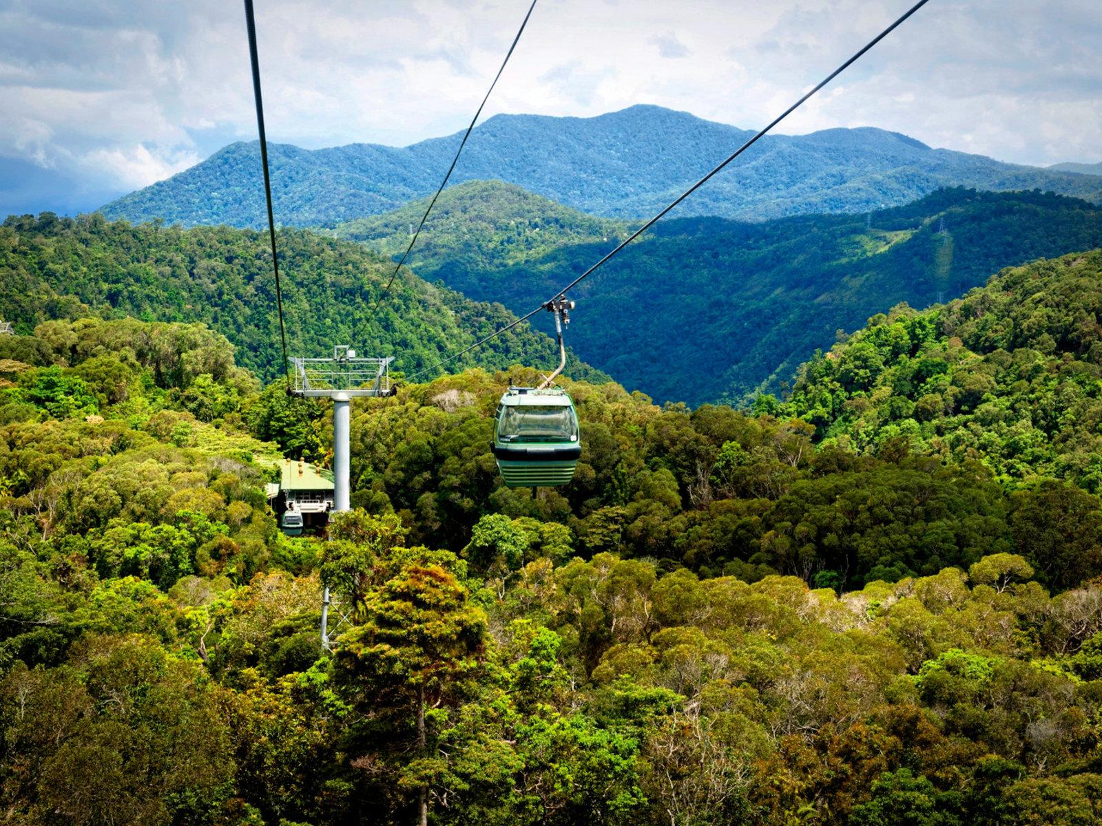 Kuranda Scenic Railway © Tourism Australia