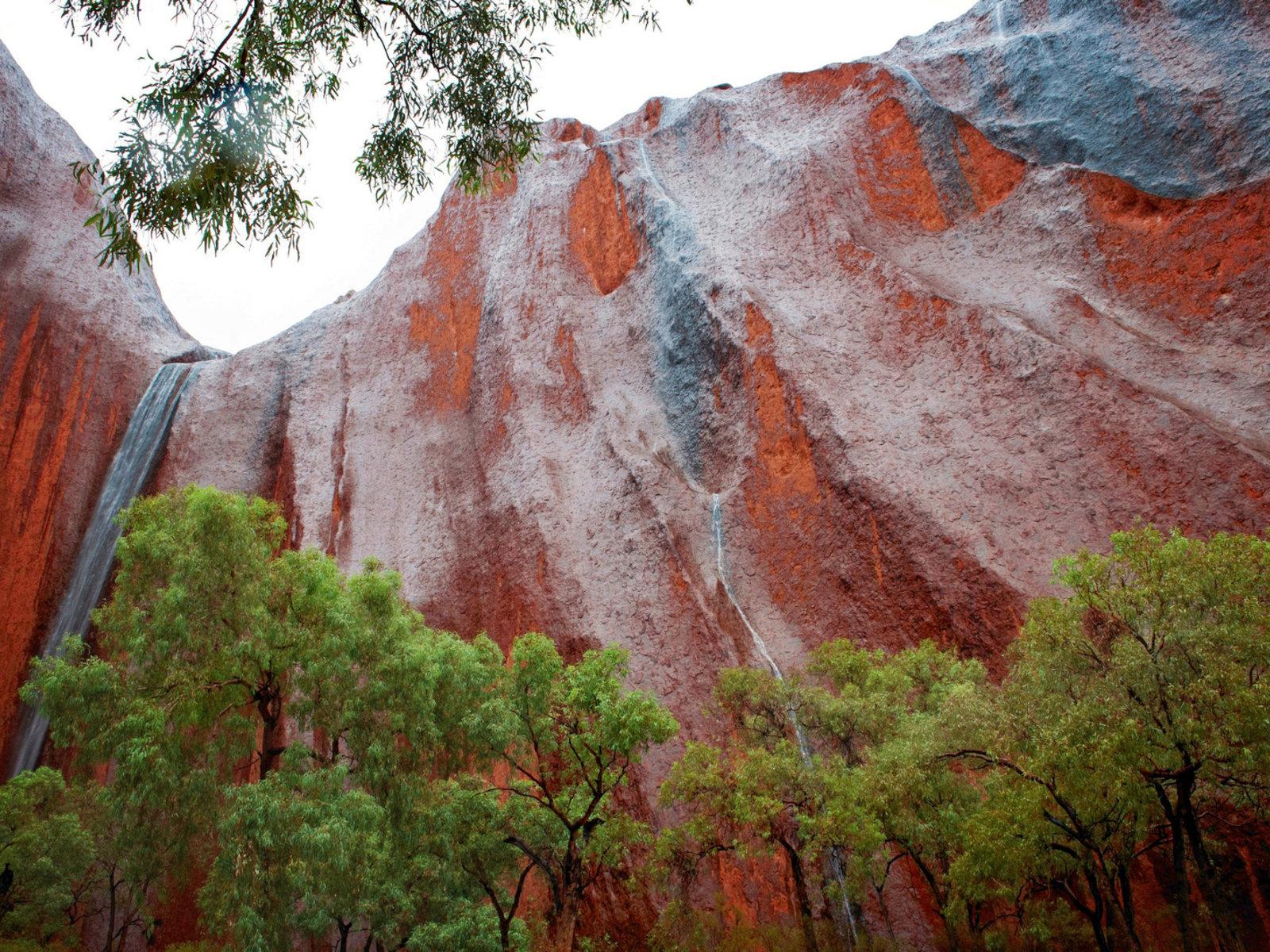 Rotes Centrum, Ayers Rock ©Tourism Australia