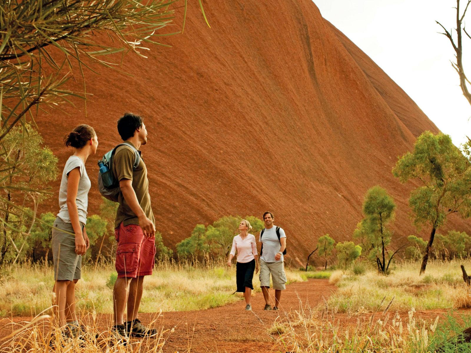 Kata Tjuta Nationalpark, Uluru ©Tourism Australia