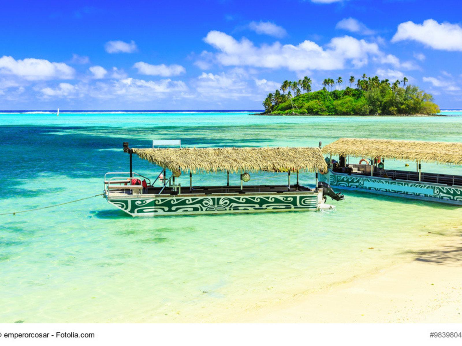 Rarotonga © emperorcosar - Fotolia.com