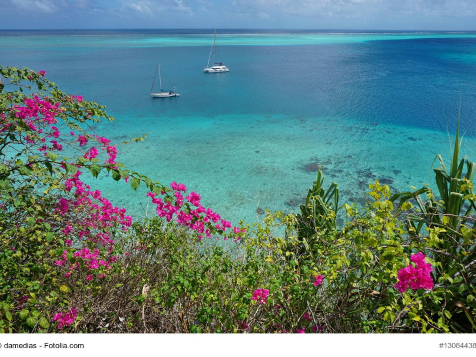 Huahine © damedias - Fotolia.com