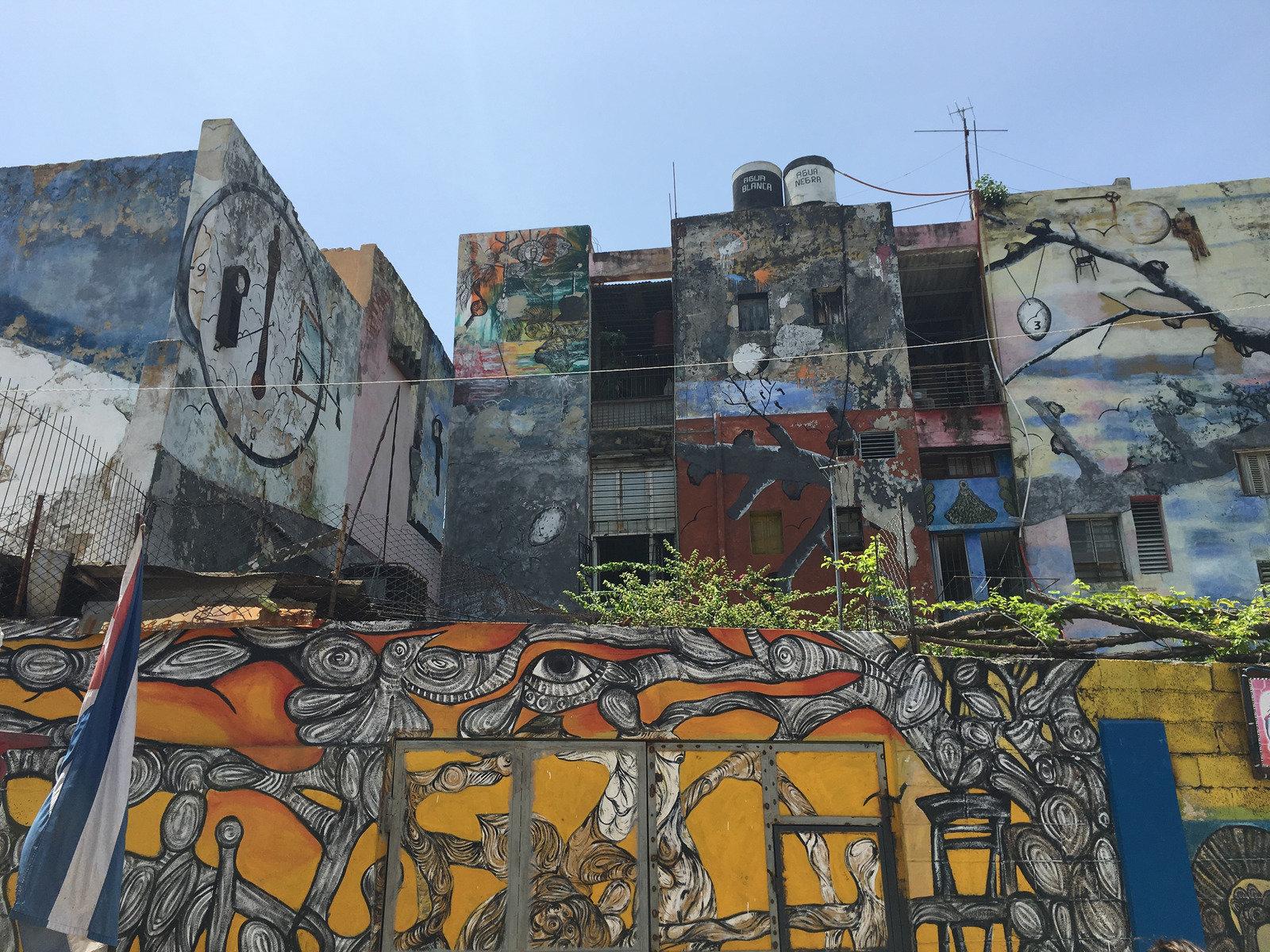 Callejón de Hamel, Havanna