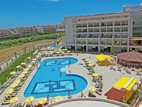 Side, 1-2-FLY FUN CLUB Seher Sun Palace Resort & Spa ,5 Tage für 259,- Euro p.P.