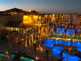 Hurghada, SplashWorld Steigenberger Aqua Magic ,5 Tage für 404,- Euro p.P.