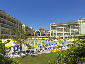 Side, Hotel Seher Sun Palace Resort Spa ,5 Tage für 272,- Euro p.P.