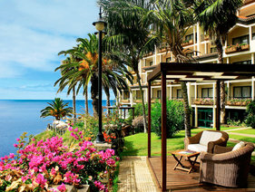 Funchal, Hotel The Cliff Bay ,5 Tage für 749,- Euro p.P.