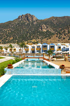 Kardamena, Mitsis Blue Domes Exclusive Resort & Spa ,5 Tage für 565,- Euro p.P.