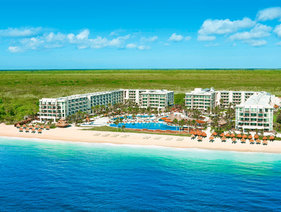 Puerto Morelos, Dreams Riviera Cancún Resort & Spa ,5 Tage für 1271,- Euro p.P.