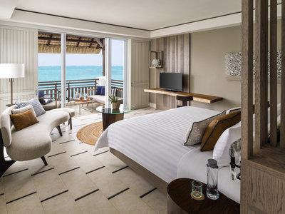 Wohnbeispiel Honeymoon Junior Suite Frangipani Ocean View
