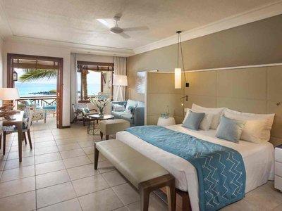Wohnbeispiel Honeymoon Junior Suite Beachfront