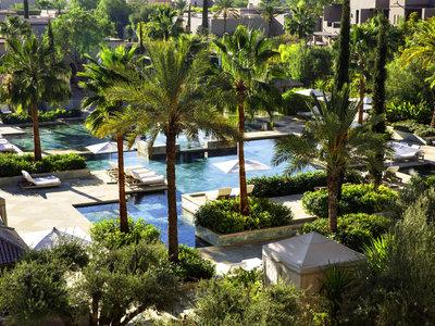 Wohnbeispiel Pool View Terrace Suite