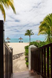 Wohnbeispiel Deluxe Beach Access