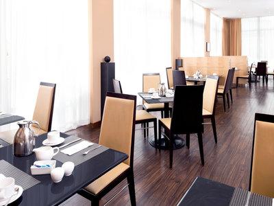 Restaurant des NH Leipzig Messe