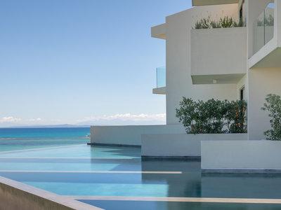 Wohnbeispiel Double Swim Up Side Sea View