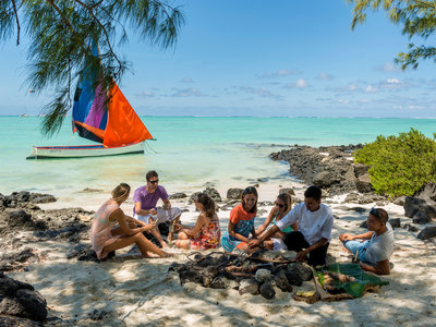 Bambou Beach