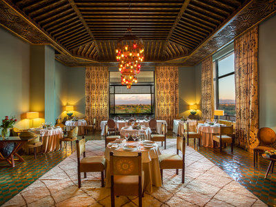 Al Ain Moroccan Restaurant