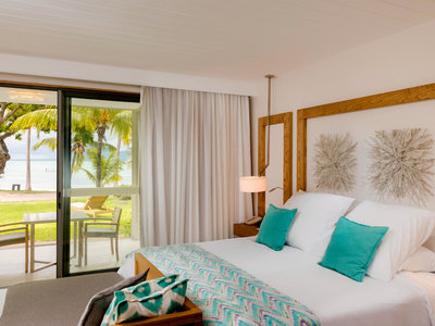 Wohnbeispiel Honeymoon/Anniversary: Ocean Beachfront Room