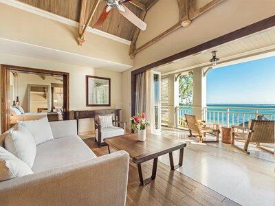 Wohnbeispiel Beachfront Balcony St. Regis Suite - upper floor
