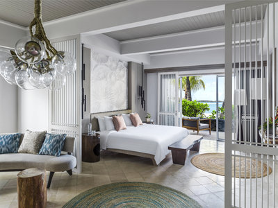 Wohnbeispiel Shangri-La One-Bedroom Suite