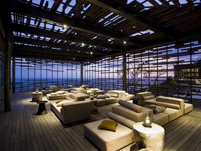 Sunset Cabana