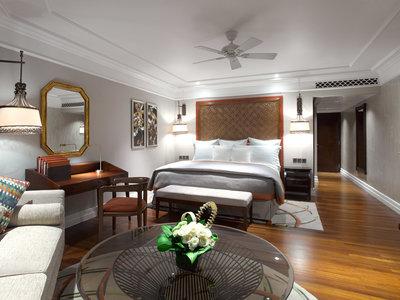 Wohnbeispiel Singaraja Premium Room