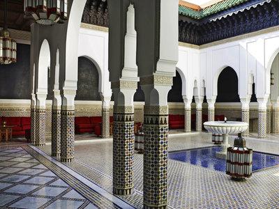 Bar Marocain