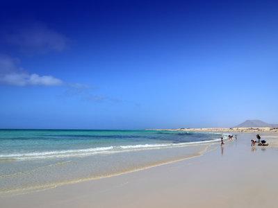 Grandes Playas - Corralejo Sand Dunes