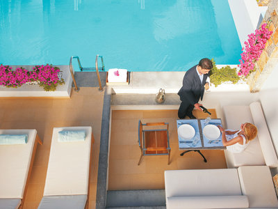 Wohnbeispiel Amirandes Creta Villa Sea View Private Pool