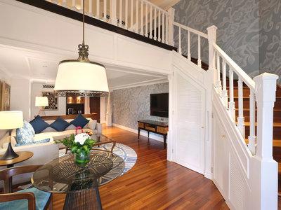 Wohnbeispiel Premium Duplex Suite