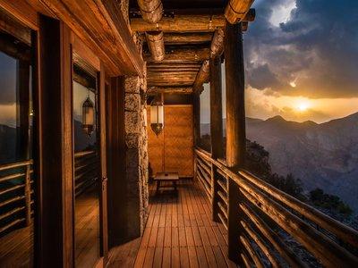 Wohnbeispiel Ridge View Room
