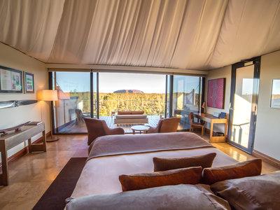 Wohnbeispiel Luxury Tent
