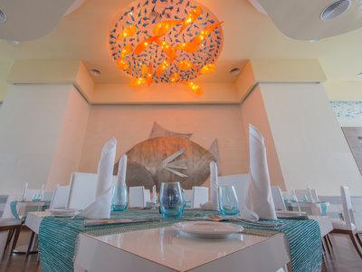 Under the Sea International Cuisine