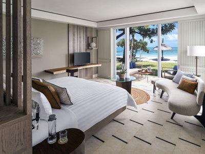 Wohnbeispiel Honeymoon Junior Suite Frangipani Beach Access