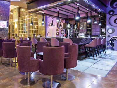 Lobby Bar & Sushi Lounge Studio 50