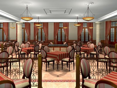 Hauptrestaurant