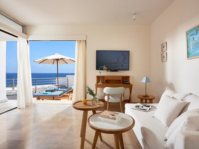 Wohnbeispiel Classic – Executive Suite One Bedroom Seaview Private Pool