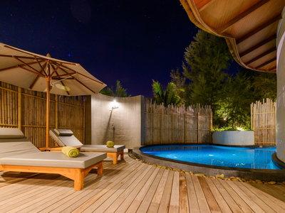 Wohnbeispiel Pool Villa Sea View