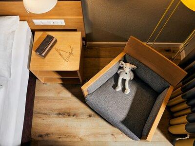 Wohnbeispiel Single-mit-Kind-Zimmer