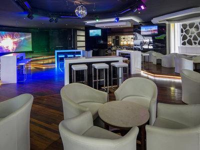 Lobby Bar, Piano Bar, Swim-up Bar, Beach Bar, Sport Bar, Cigar Bar