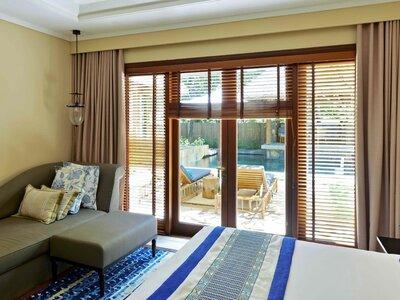 Wohnbeispiel Pool Villa 2 Bedrooms