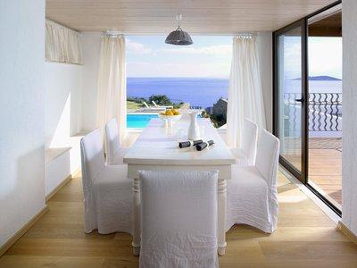 Wohnbeispiel Anemos House Thalassa Villa SV Private Pool