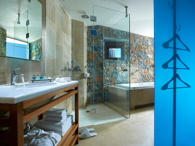 Wohnbeispiel Artemis Thalassa Suite Private Pool