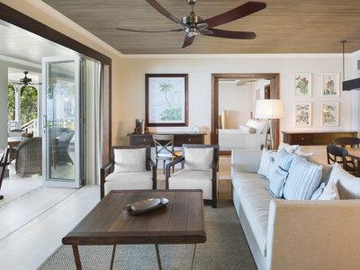Wohnbeispiel Beachfront St. Regis Grand Suite